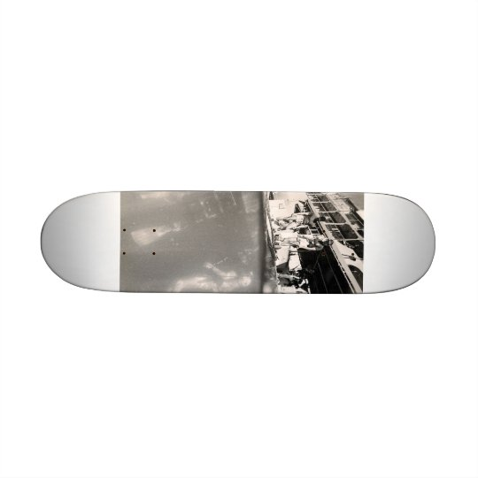 Honor Runs Deep Skateboard