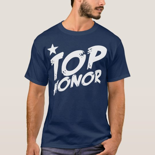 Honor Star BLU/WHT T-Shirt