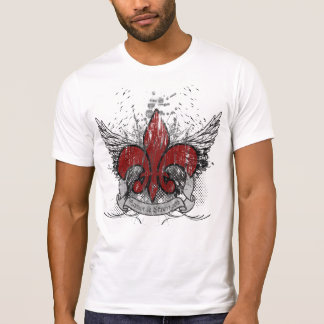 honor & strenght t shirt