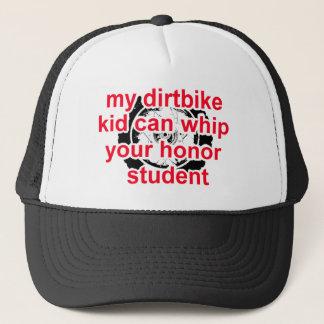 Honor Student Dirt Bike Motocross Cap Hat