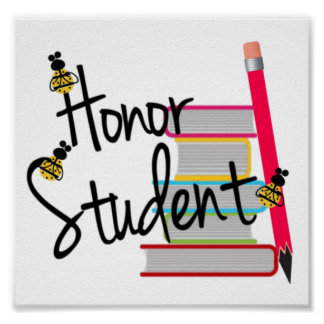 Honor Student Posters