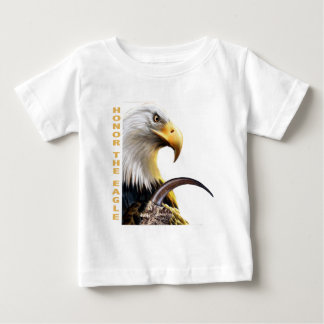 Honor The Eagle Claw gifts and apparel Baby T-Shirt