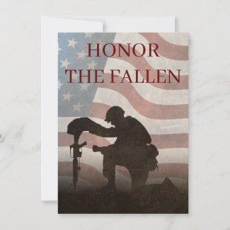 Honor The Fallen
