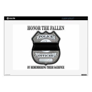 Honor The Fallen2 Decal For Laptop