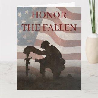 Honor The Fallen Car...