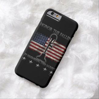 Honor The Fallen Barely There iPhone 6 Case
