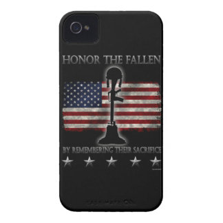 Honor The Fallen iPhone 4 Cases