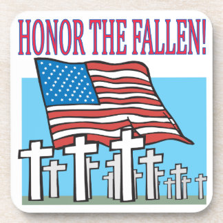 Honor The Fallen Coaster