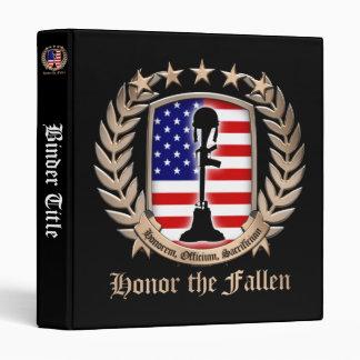 Honor The Fallen - Crest Binder