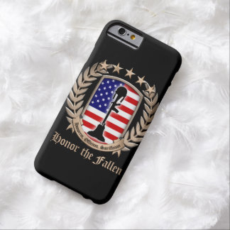 Honor The Fallen - Crest Barely There iPhone 6 Case