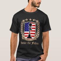 Honor The Fallen - Crest T-Shirt