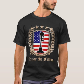Honor The Fallen - Crest T-Shirt