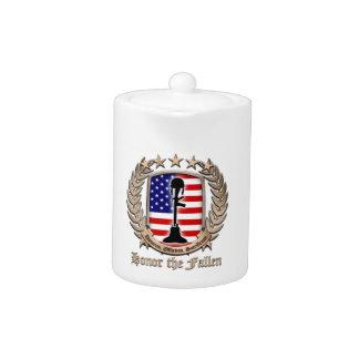 Honor The Fallen - Crest