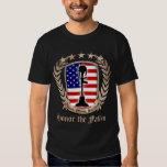 Honor The Fallen - Crest Tee Shirt
