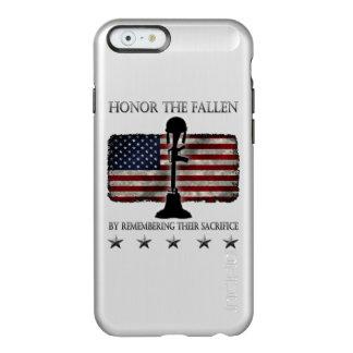 Honor The Fallen Incipio Feather® Shine iPhone 6 Case
