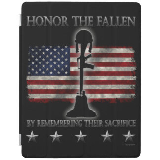 Honor The Fallen iPad Smart Cover