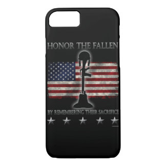 Honor The Fallen iPhone 8/7 Case