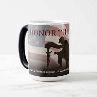 Honor The Fallen Dri...