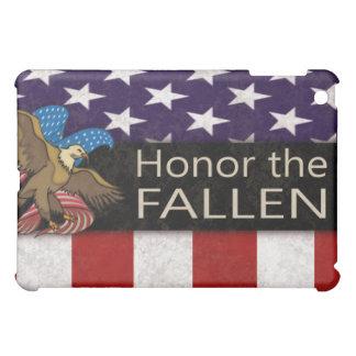 Honor the Fallen Military iPad Mini Cases
