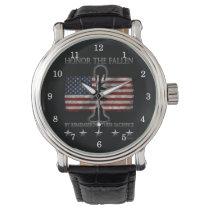 Honor The Fallen Wristwatch