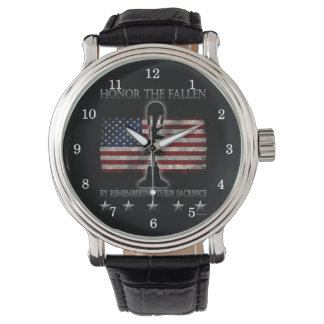 Honor The Fallen Wristwatches