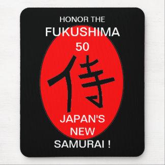 HONOR THE FUKUSHIMA 50 MOUSE PAD