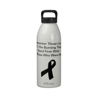 Honor The Witches Lost Water Bottles