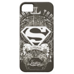 Honor Truth and Justice iPhone 5 Cover