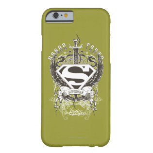 Honor Truth and Justice Superman Barely There iPhone 6 Case