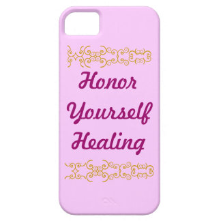 Honor usted mismo que cura iPhone 5 fundas