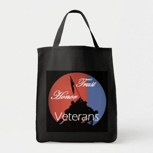 Honor Veterans Bag