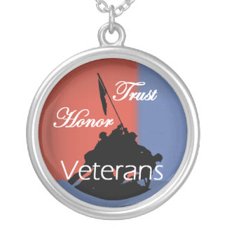Honor Veterans Necklace