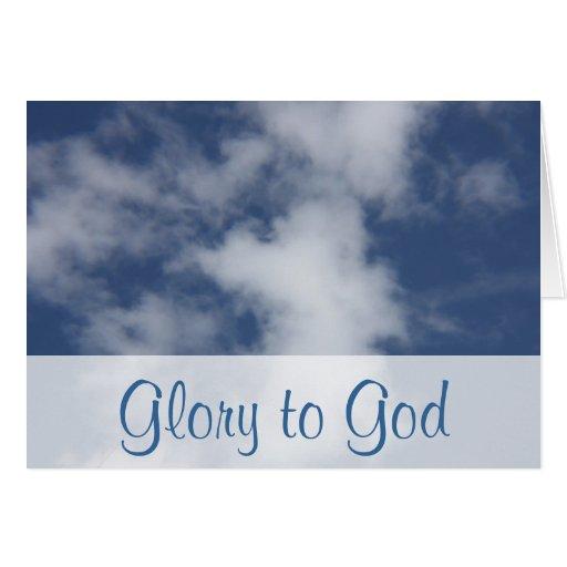 Honor y gloria al 1:17 de Timothy de dios 1 Tarjetón