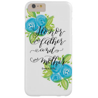 Honor Your Parents Barely There iPhone 6 Plus Case