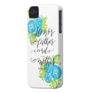 Honor Your Parents Case-Mate iPhone 4 Case