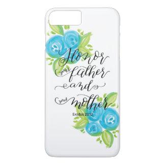 Honor Your Parents iPhone 7 Plus Case