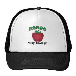 Honor your Teacher Trucker Hat