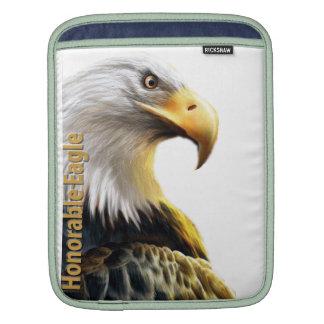 Honorable Eagle iPad Sleeves