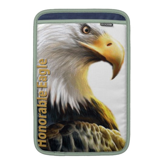 Honorable Eagle MacBook Sleeve