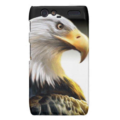 Honorable Eagle Motorola Droid RAZR Case