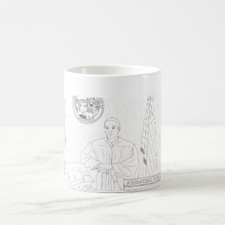 Honorable Judge Dre Classic White Coffee Mug