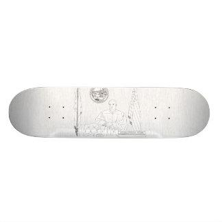 Honorable Judge Dre Skateboard Deck