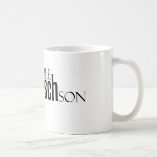 Honorable MenschSon (Honorable Mention) Coffee Mug