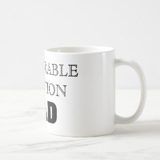 Honorable Mention Dad Coffee Mug