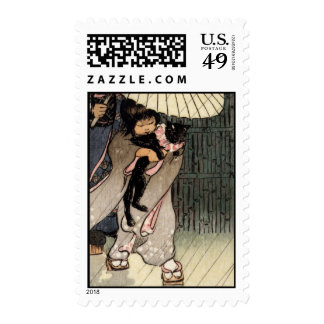 Honorable Mr. Cat Postage