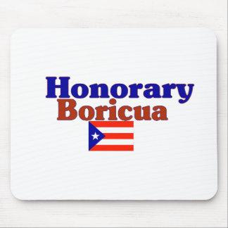 honorary boricua mouse pad