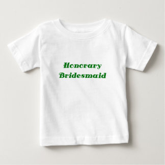 Honorary Bridesmaid T Shirt
