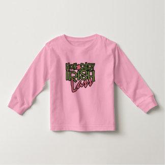 Honorary Irish Lass Toddler T-shirt