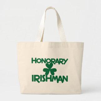 HONORARY IRISHMAN TOTE BAGS