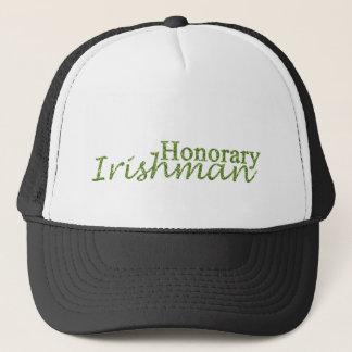 Honorary irishman trucker hat